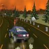 3D Araba Yarışı:Ölülerin Yolu